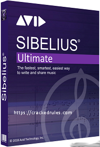 Avid Sibelius 2020 Crack & License serial key