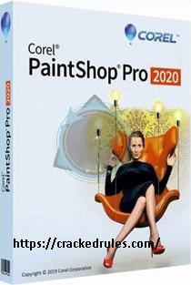 Corel PaintShop Pro 2020 Crack With latest version