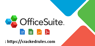 OfficeSuite Premium Edition 3.90 Crack & Activation