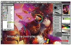 Corel Painter V20.1.0.285 & Crack 2020
