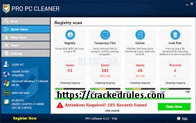 PC Cleaner Pro 2020 Crack With Serial Key
