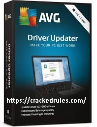 AVG Driver Updater 2.5 Crack With Latest Version 2020