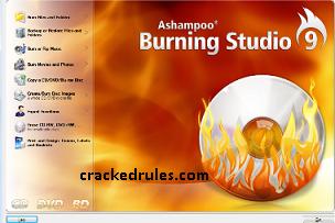 Ashampoo Burning Studio Crack 20.0.0.33