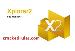 Xplorer2 Ultimate 4.5.0.1 Crack