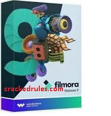 Wondershare Filmora 9.1.3.22 Crack
